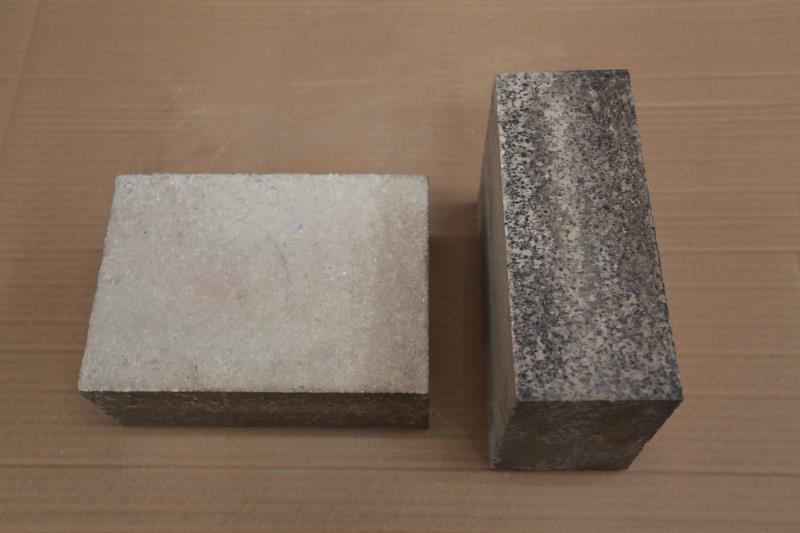 无碳钢包衬砖