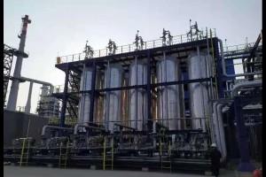 天津石化天然气制氢装置PSA单元开车成功