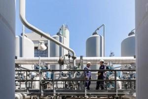 霍尼韦尔PSA装置为华泓新材料提供高纯氢气
