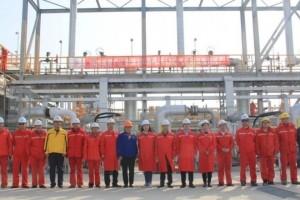 广汇能源300万吨LNG气化项目投产