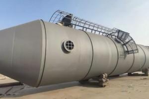 延长榆能煤基乙醇项目空分装置设备开始交付