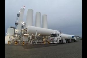 林德新空分装置在立陶宛投产