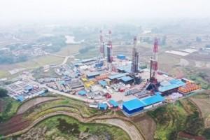 四川页岩气公司日产量突破100万
